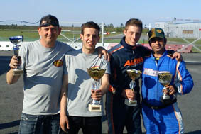 podium x30 chpt open atlantique